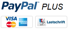 Bildergebnis für paypal plus kreditkarte lastschrift