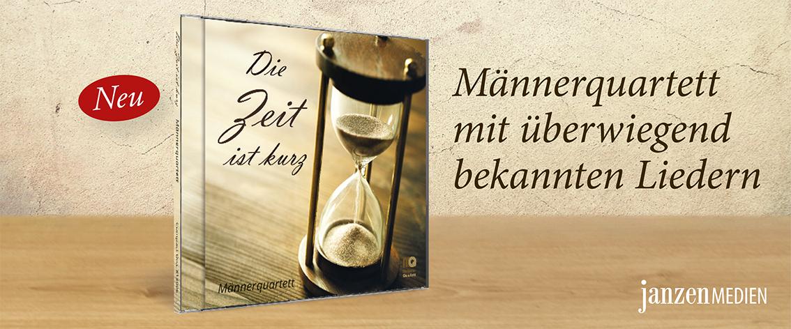 Die Zeit ist kurz_Melodie-Quartett